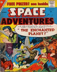 Space Adventures: Issue 31 by Charlton Comics