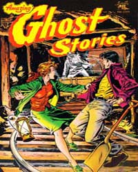 Amazing Ghost Stories : Issue 16 Volume Issue 16 by St. John Publications