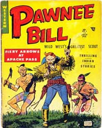 Pawnee Bill: Issue 3 Volume Issue 3 by Story Comics