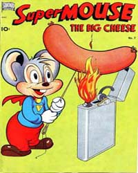 Super Mouse: Issue 7 Volume Issue 7 by Better/Nedor/Standard/Pines Publications