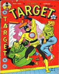 Target Comics: Volume 2, Issue 9 by Briefer, Dick