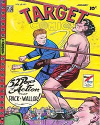 Target Comics: Volume 8, Issue 11 by Briefer, Dick