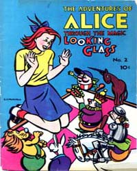 The Adventures of Alice: Issue 2 by The Adventures of Alice