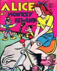 The Adventures of Alice: Issue 3 by The Adventures of Alice