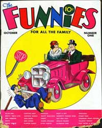 The Funnies: Issue 1 Volume Issue 1 by Dell Comics
