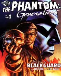 The Phantom: Generations: Issue 1 Volume Issue 1 by Falk, Lee