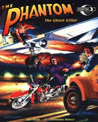 The Phantom: The Ghost Killer by Falk, Lee