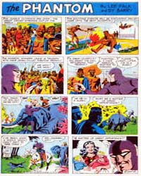 The Phantom Sunday Strip: The Name: Issu... Volume Issue 110 by Falk, Lee