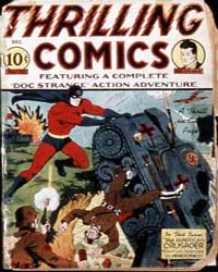 Thrilling Comics: Issue 23 Volume Issue 23 by Standard Comics