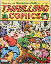 Thrilling Comics: Issue 48 Volume Issue 48 by Standard Comics