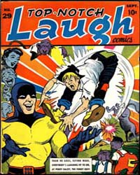 Top-Notch Laugh Comics: Issue 29 Volume Issue 29 by Mlj/Archie Comics