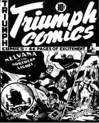 Triumph: Issue 7 Volume Issue 7 by Hillborough Studios