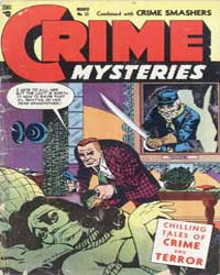 Crime Mysteries : Issue 12 Volume Issue 12 by Trojan Magazines