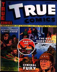 True Comics: Issue 27 Volume Issue 27 by Parents Magazine Institute