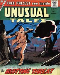 Unusual Tales: Issue 19 Volume Issue 19 by Charlton Comics