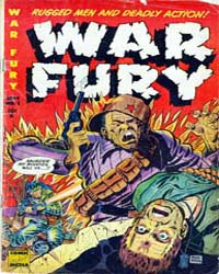 War Fury: Issue 1 Volume Issue 1 by Comic Media