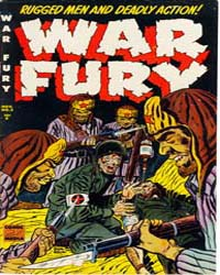 War Fury: Issue 2 Volume Issue 2 by Comic Media