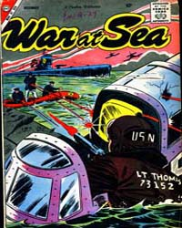 War at Sea: Issue 28 Volume Issue 28 by Charlton Comics