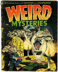 Weird Mysteries: Issue 3 Volume Issue 3 by Key Publications