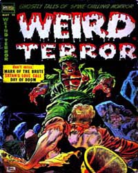 Weird Terror: Issue 11 Volume Issue 11 by Comic Media