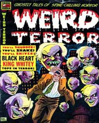 Weird Terror: Issue 12 Volume Issue 12 by Comic Media