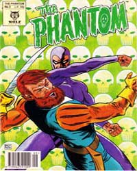 The Phantom: Issue 3 Volume Issue 3 by Falk, Lee