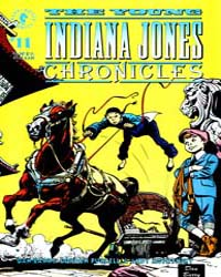 Young Indiana Jones Chronicles: Issue 11 Volume Issue 11 by Dark Horse Comics