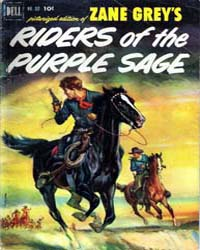 Riders of the Purple Sage: Issue 372 Volume Issue 372 by Grey, Zane