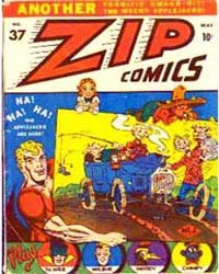 Zip Comics: Issue 37 Volume Issue 37 by Mlj/Archie Comics