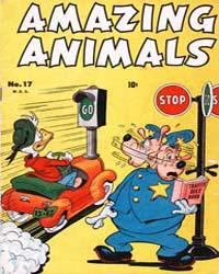 Amazing Animals : Issue 17 Volume Issue 17 by Amazing Animals