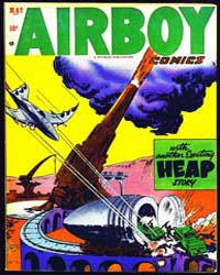Airboy Comics : Vol. 10, Issue 4 Volume Vol. 10, Issue 4 by Biro, Charles