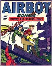 Airboy Comics : Vol. 3, Issue 6 Volume Vol. 3, Issue 6 by Biro, Charles