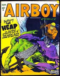 Airboy Comics : Vol. 9, Issue 8 Volume Vol. 9, Issue 8 by Biro, Charles