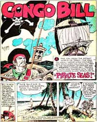 Action Comics : Congo Bill : Pirate Seas... Volume Issue 106 by Kashdan, George