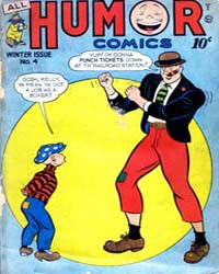 All Humor Comics : Issue 14 Volume Issue 14 by Quality Comics