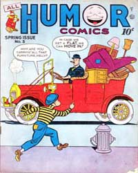 All Humor Comics : Issue 15 Volume Issue 15 by Quality Comics