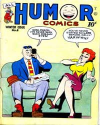 All Humor Comics : Issue 16 Volume Issue 16 by Quality Comics