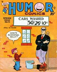 All Humor Comics : Issue 17 Volume Issue 17 by Quality Comics
