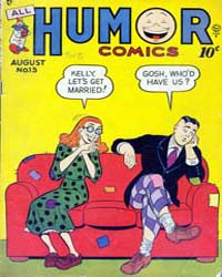 All Humor Comics : Issue 4 Volume Issue 4 by Quality Comics