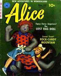 Alice : Issue 10 Volume Issue 10 by Ziff-Davis Publications