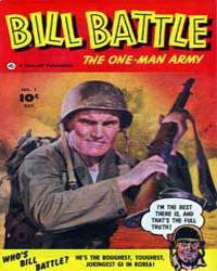 Bill Battle : Issue 1 Volume Issue 1 by Fawcett Magazine