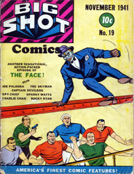 Big Shot Comics : Issue 19 Volume Issue 19 by Columbia Comics