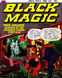 Black Magic : Issue 25 Volume Issue 25 by Prize Comics Group