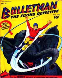 Bulletman : Issue 16 Volume Issue 16 by Fawcett Magazine