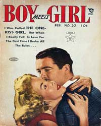 Boy Meets Girl : Issue 20 Volume Issue 20 by Lev Gleason Publications