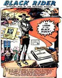 Black Rider : Issue 10 Volume Issue 10 by Black Rider