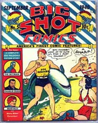 Big Shot Comics : Issue 5 Volume Issue 5 by Columbia Comics