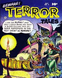 Beware! Terror Tales : Issue 2 Volume Issue 2 by Fawcett Magazine