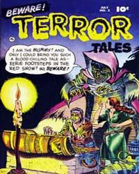 Beware! Terror Tales : Issue 2 Volume Issue 2 by Fawcett Magazine