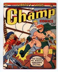 Champ Comics : Issue 17 Volume Issue 17 by Harvey Comics